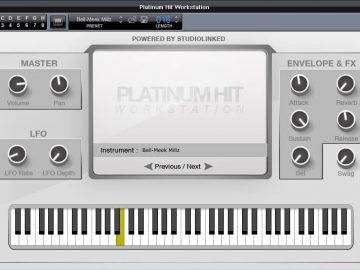 platinum hit workstation