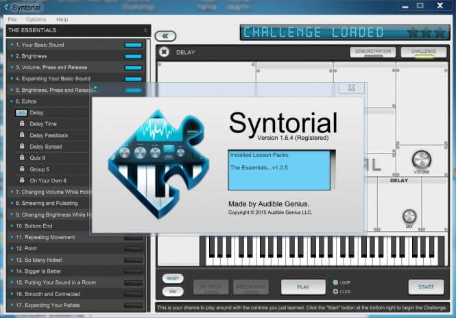 syntorial serum presets