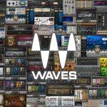 waves plugins bundle