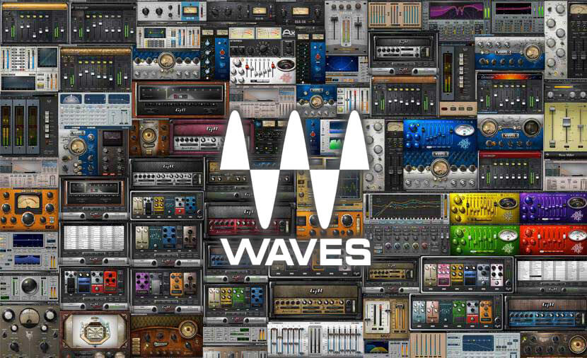 waves plugins bundle