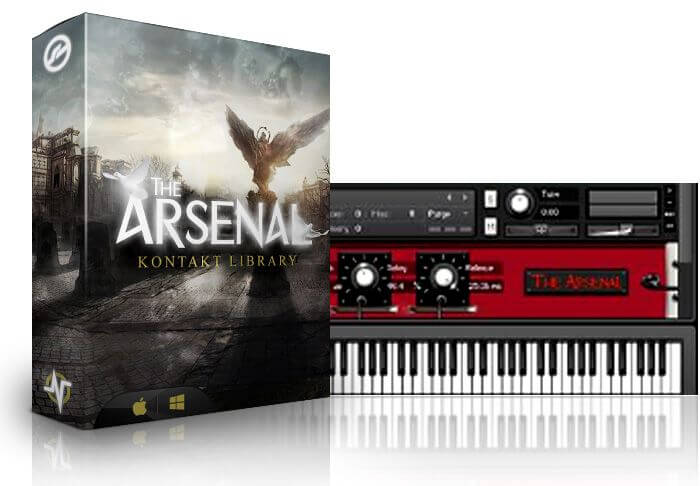 Arsenal Kontakt Library