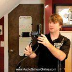 Audio master class