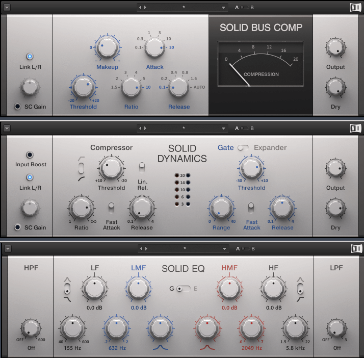 Native Instruments Solid Mix review