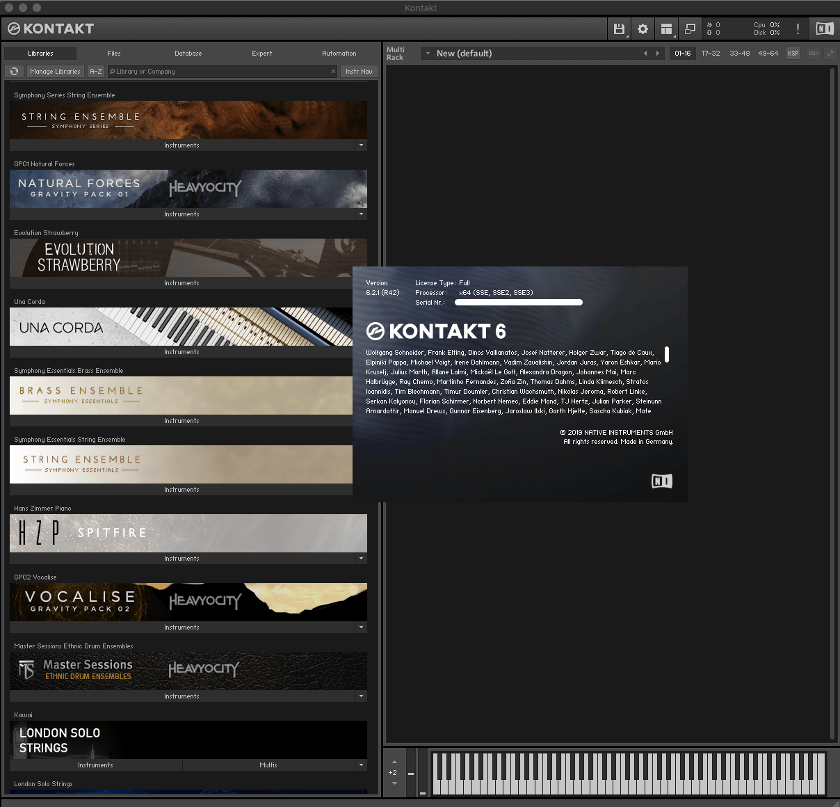 native instruments kontakt player