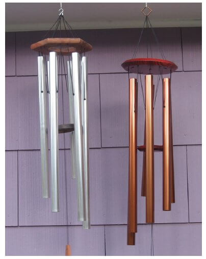 wind chimes sample