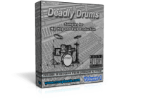 Croup Deadly Drums presents