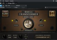 Kush Audio Omega 458A v1.0.7