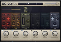 xln audio rc 20 vst aax au win