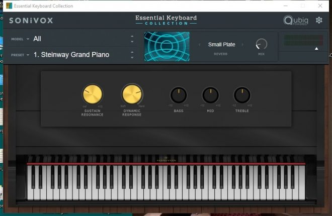 SONiVOX – Essential Keyboard Collection 1.0.1