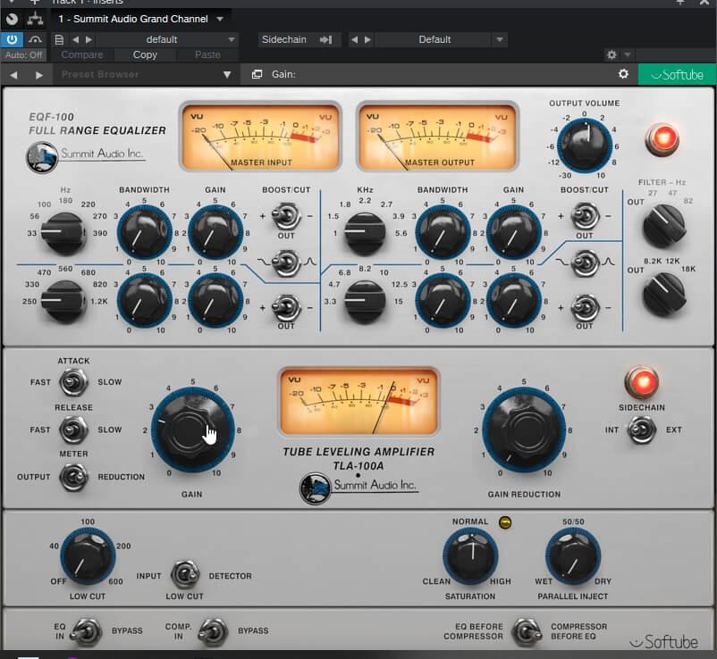 Softube Summit Audio Grand