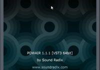 Sound Radix – POWAIR 1.1.1