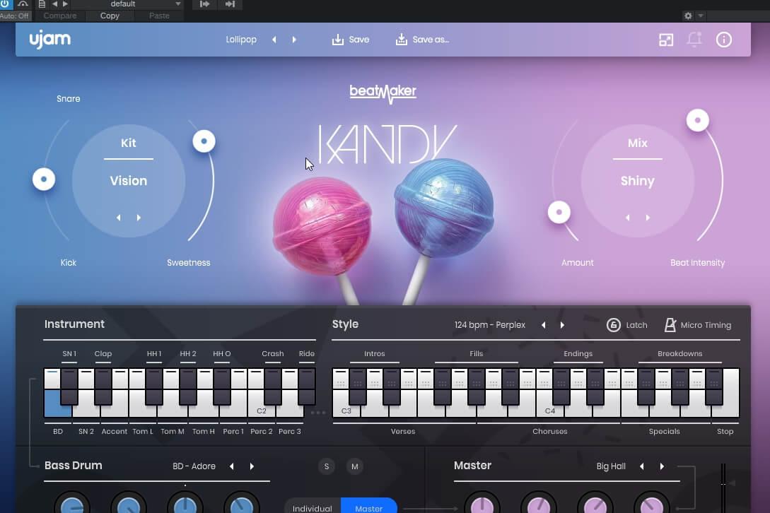 UJAM Beatmaker KANDY 2.1.2