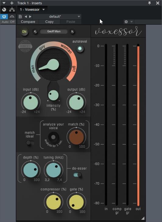 United Plugins & Soundevice Digital – Voxessor 1.0