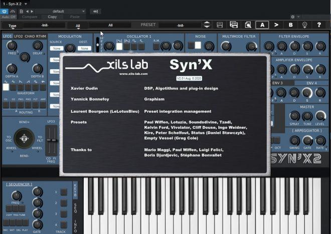 XILS-lab Syn'X 2 v2.5.1