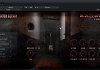 Electronik SoundLab – HAUNTED GUITAR 1.0