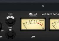 MIA Laboratories 413 Tape Saturator 1.3.0