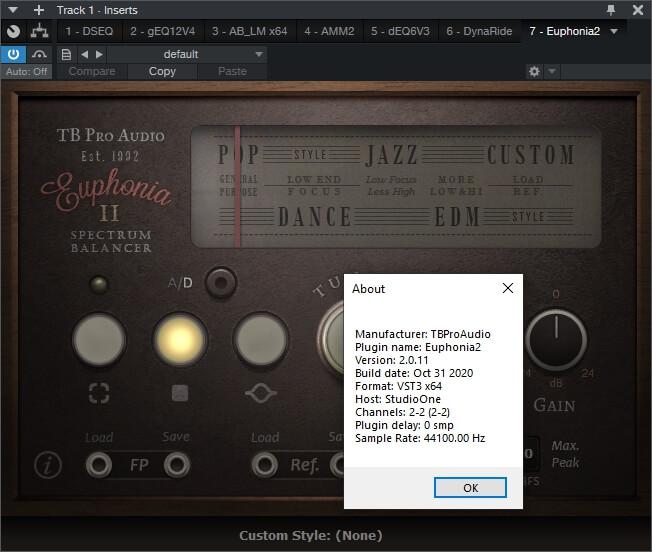 TBProAudio bundle 2021.1