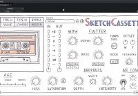 Aberrant DSP SketchCassette II