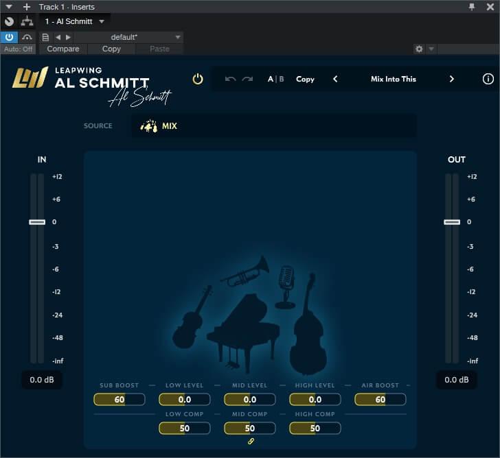 Leapwing Audio Al Schmitt Signature Plugin 1.0.0