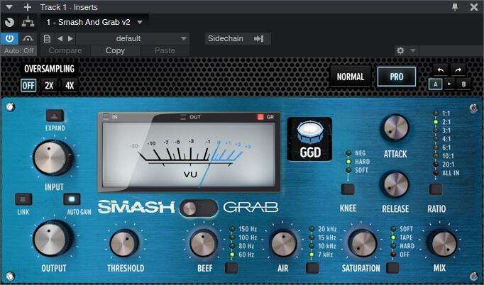 GetGood Drums Smash and Grab 2.0.0