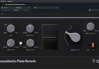 Rare Signals Transatlantic Plate Reverb 1.2.0