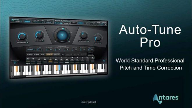 Auto-Tune Pro Crack