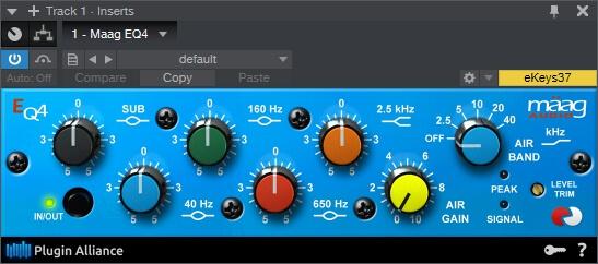 Plugin Alliance Maag Audio EQ4 1.9