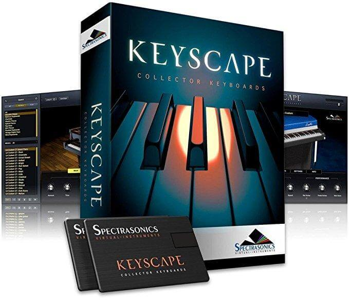 Spectrasonics Keyscape Software Update v1.1.3c