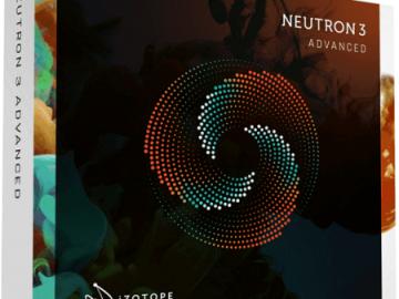 iZotope Neutron Advanced 3.2.1 Crack