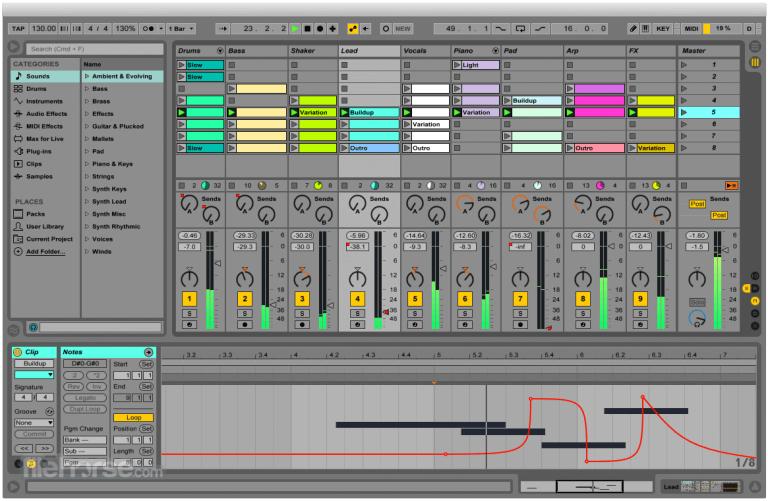 Ableton Live 10 Suite Crack