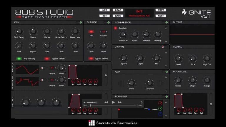 Initial Audio 808 Studio